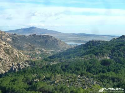Cerro de La Camorza-La Pedriza;ocio sierra madrid el pinsapar grazalema senderismo portugal puente s